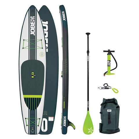 Jobe Duna Aero 11.6 Inflatable Stand Up Paddleboard iSUP Package - Kayak Creek