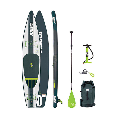 Jobe Neva 12.6 iSUP Inflatable Stand Up Paddle Board Package - Kayak Creek