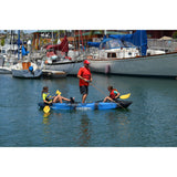 Malibu Kayaks Trio 11 Fish & Dive Kayak | Solid Colors - Kayak Creek