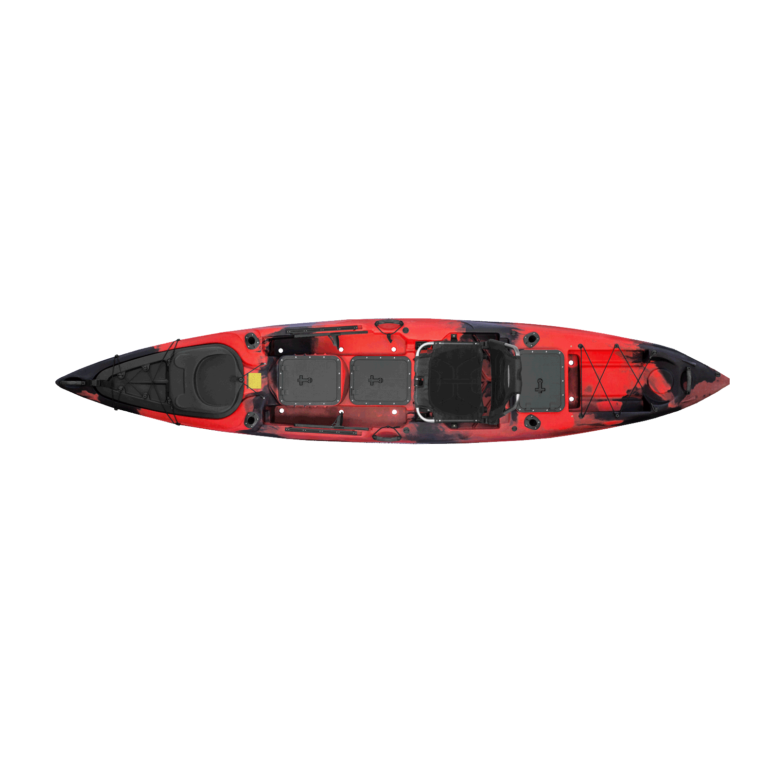 Malibu Kayaks X-Factor Fish & Dive Kayak 2018 | Camo Colors - Kayak Creek