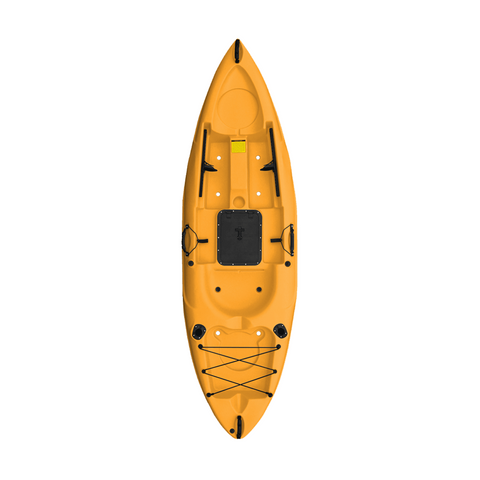 Malibu Kayaks Mini-X Recreational Package Kayak | Solid Colors - Kayak Creek