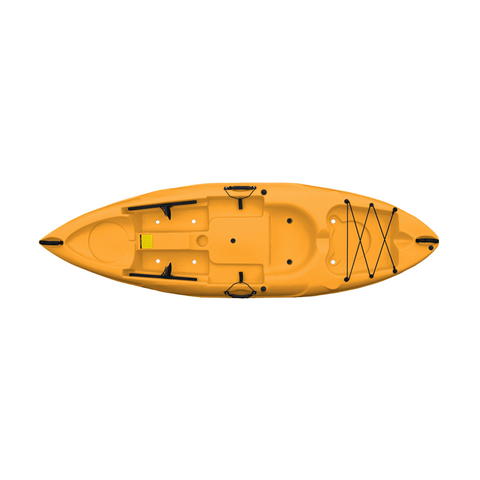 Malibu Kayaks Mini-X Standard Package Kayak | Camo Colors - Kayak Creek