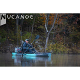 NuCanoe Flint Fishing Kayak  | Army Camo - Kayak Creek