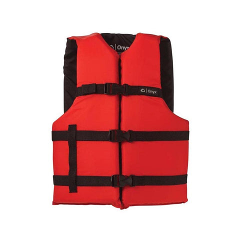 Onyx General Purpose Universal Life Vest | Adult - Kayak Creek