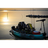NuCanoe Frontier 12 Fishing Kayak Package | NUclear Green Camo - Kayak Creek