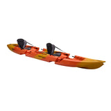 Point 65 Tequila! GTX Tandem Modular Kayak - Yellow/Orange - Kayak Creek
