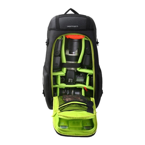 Point 65 - Boblbee Procam 500XT Photographer Backpack - Kayak Creek
