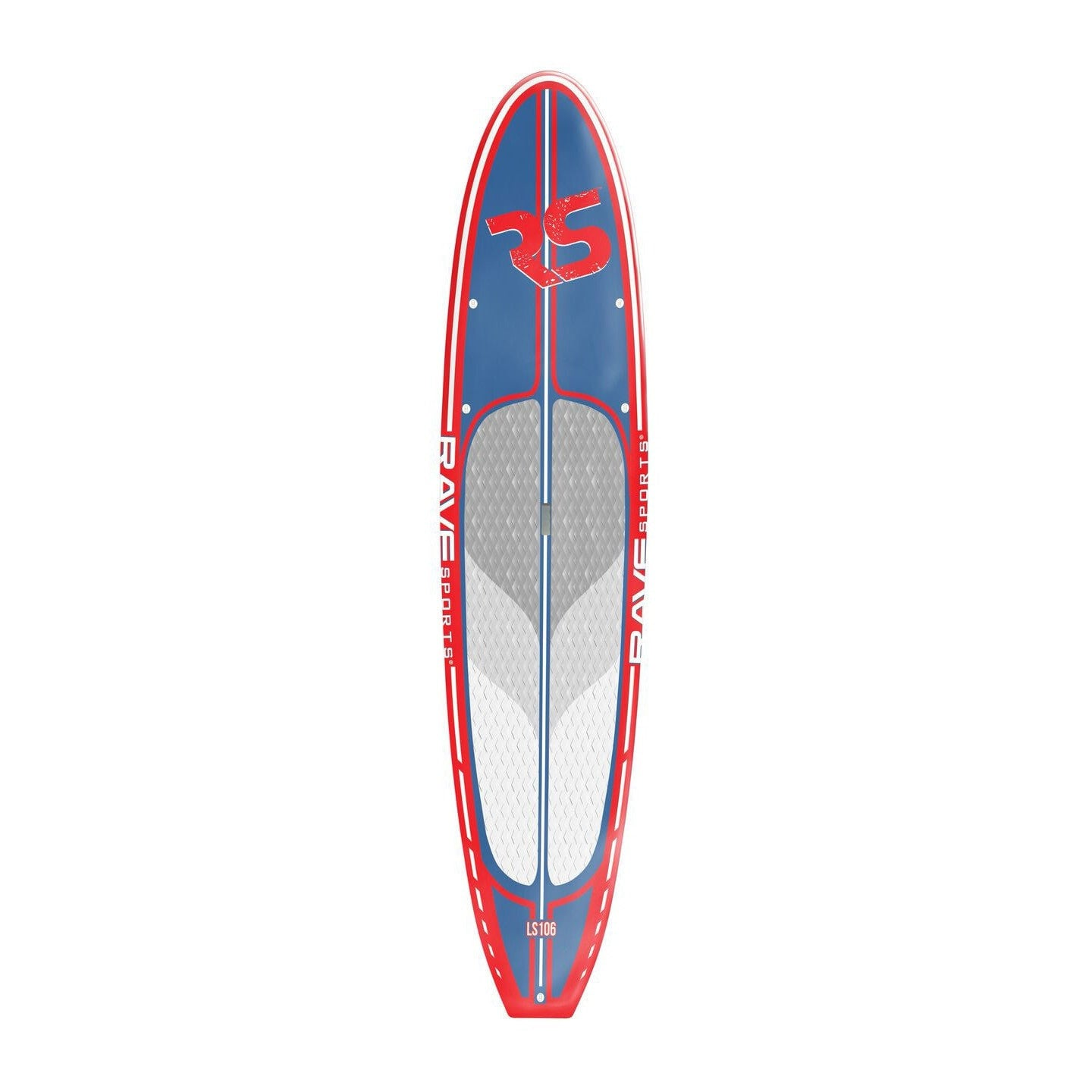 Rave Sports Lake Cruiser LS106 Stand Up Paddle Board SUP - 02734 - Kayak Creek