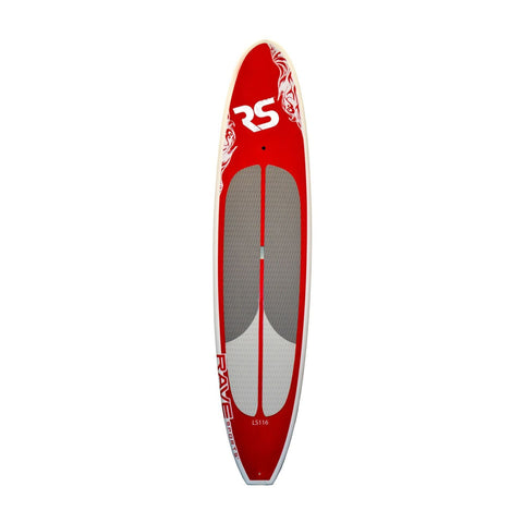 Rave Sports Lake Cruiser LS116 Stand Up Paddle Board SUP - 02449 - Kayak Creek