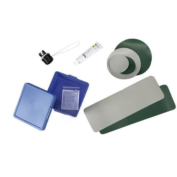 Innova Inflatable Kayak & Canoe Repair Kit (Green/Grey) - Kayak Creek