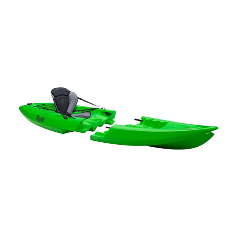 Point 65 Tequila! GTX Solo Modular Kayak - Lime - Kayak Creek