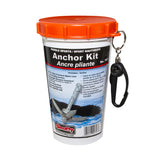 Scotty Anchor Pack w/ 1.5 LB. Anchor & Line - Kayak Creek