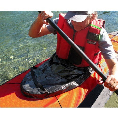 Innova Kayaks Sprayskirt for Swing EX - Red - Kayak Creek