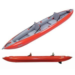 Innova Kayaks Sunny Inflatable Kayak - Red - Kayak Creek