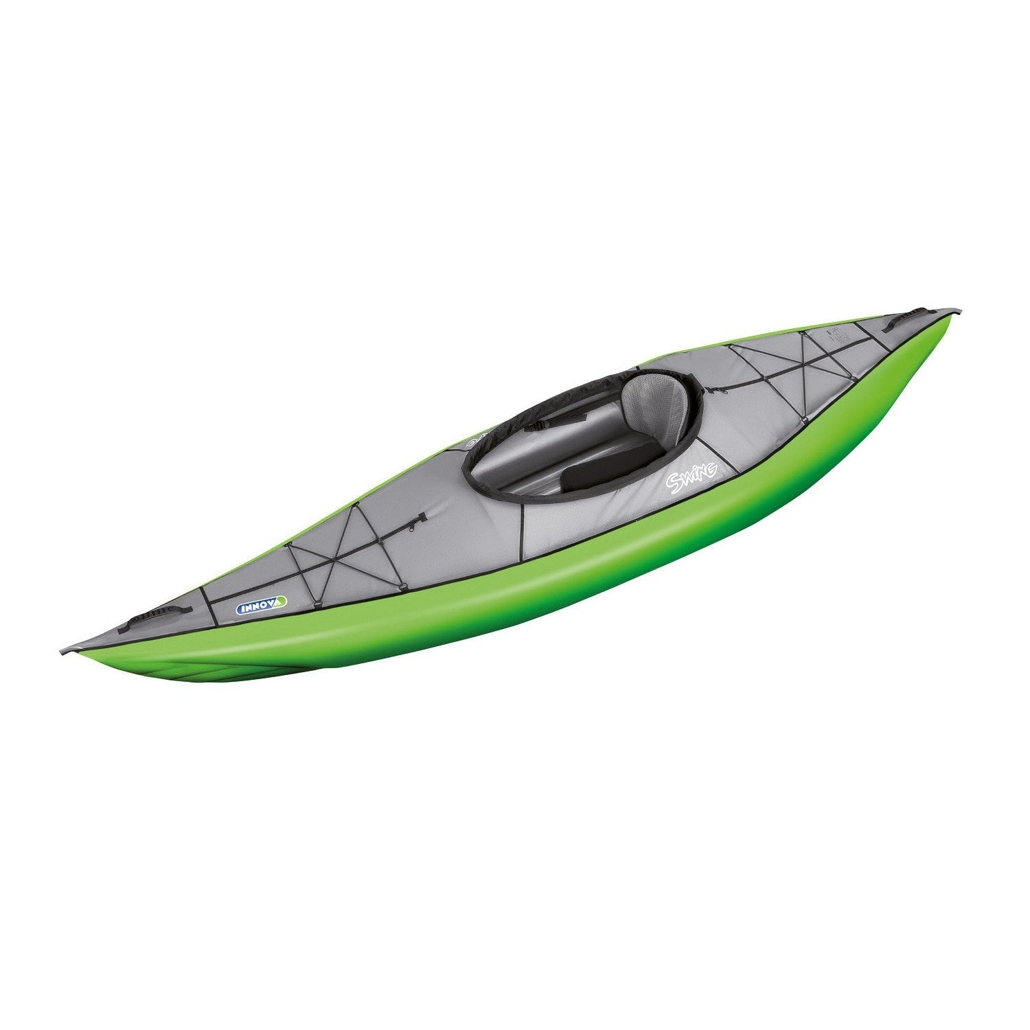 Innova Swing I Inflatable Kayak - Green SWG1-0017-GRN - Kayak Creek