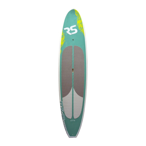 Rave Sports Lake Cruiser LS116 Stand Up Paddle Board SUP - 02566 - Kayak Creek