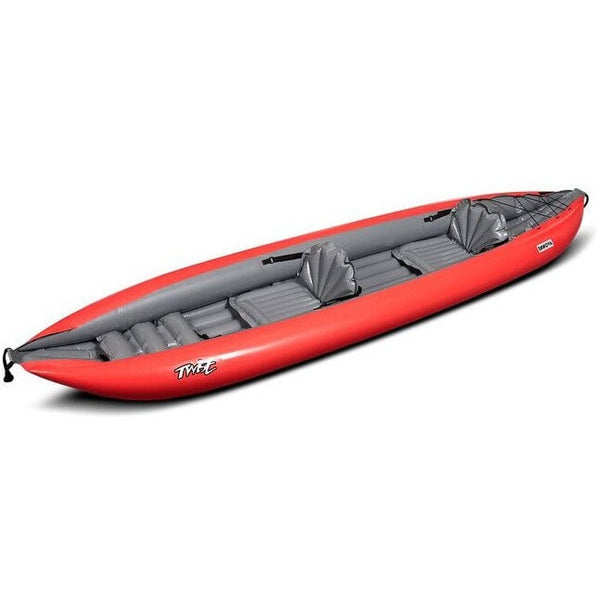 Innova Twist II Tandem Inflatable Kayak - Red TWT-0016-112 - Kayak Creek