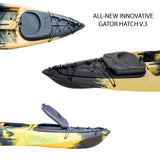 Malibu Kayaks Stealth-12 Fish & Dive Package Kayak 2018 | Camo Colors - Kayak Creek
