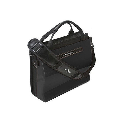 Point 65 - Boblbee W13 Hardtop Laptop Bag | Darth Black - Kayak Creek