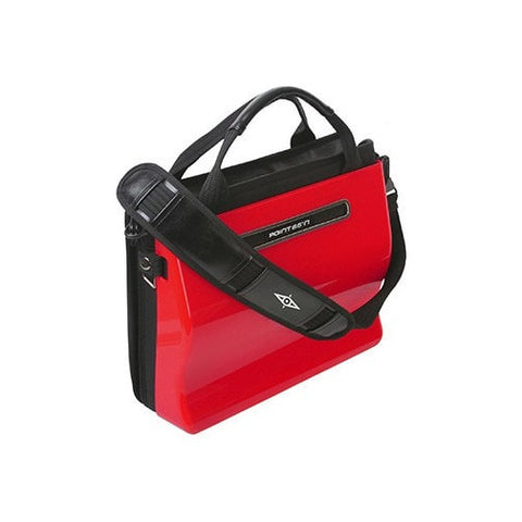 Point 65 - Boblbee W13 Hardtop Laptop Bag | Diablo Red - Kayak Creek