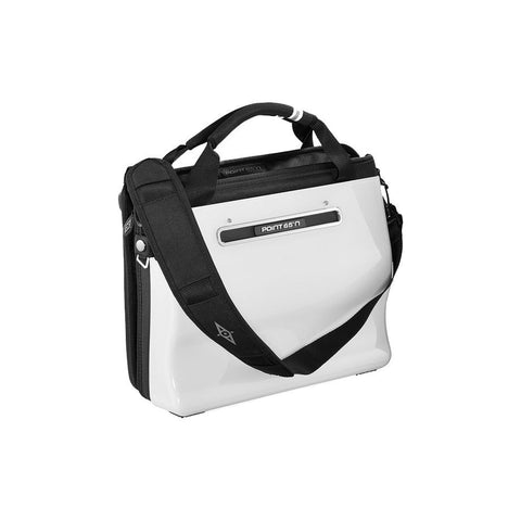 Point 65 - Boblbee W13 Hardtop Laptop Bag | Igloo White - Kayak Creek
