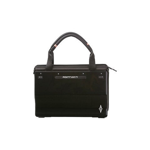 Point 65 - Boblbee W17 Hardtop Laptop Bag | Darth Black - Kayak Creek