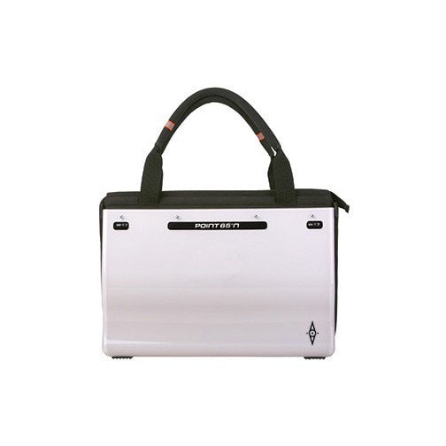 Point 65 - Boblbee W17 Hardtop Laptop Bag | Igloo White - Kayak Creek