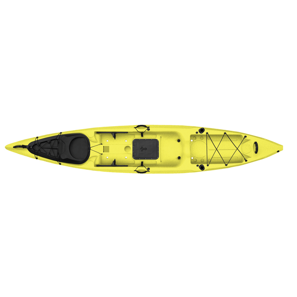 Malibu Kayaks X-13 Fish & Dive Package Kayak | Camo Colors - Kayak Creek