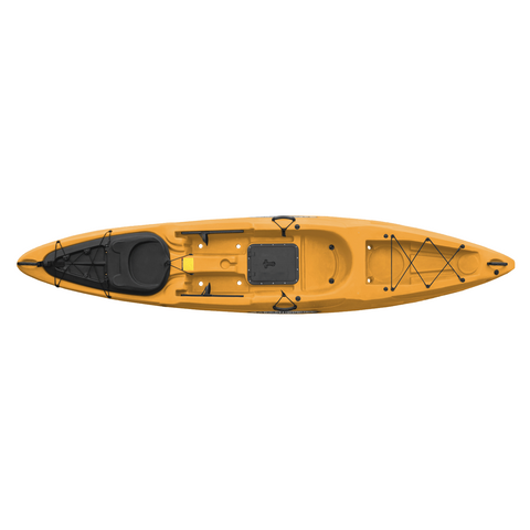 Malibu Kayaks X Caliber Fish & Dive Kayak 2018 | Solid Colors - Kayak Creek