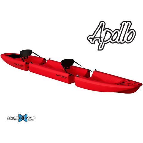 Point 65 Apollo Tandem Modular Kayak - Kayak Creek