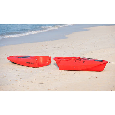 Point 65 Martini GTX Kayak - Back Section - Red - Kayak Creek