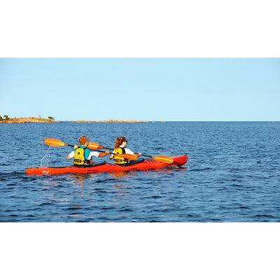 Point 65 Mercury GTX Tandem Modular Kayak | Blue - Kayak Creek