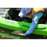 NuCanoe Frontier 10 F10 Fishing Kayak  | NUclear Green - Kayak Creek