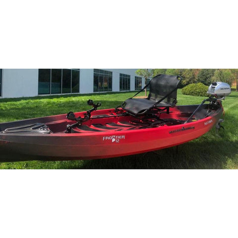 * LIMITED EDITION * NuCanoe Fishing Kayaks | Bulldog Red - Kayak Creek