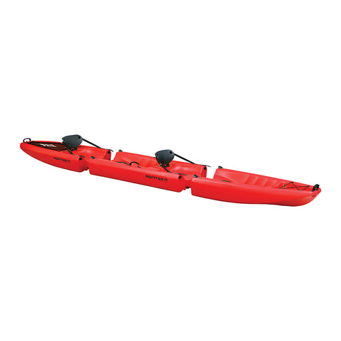 Point 65 Falcon Tandem Modular Sit-On-Top Kayak - Kayak Creek