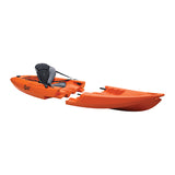 Point 65 Tequila! GTX Solo Modular Kayak - Orange - Kayak Creek