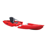 Point 65 Tequila! GTX Solo Modular Kayak - Red - Kayak Creek