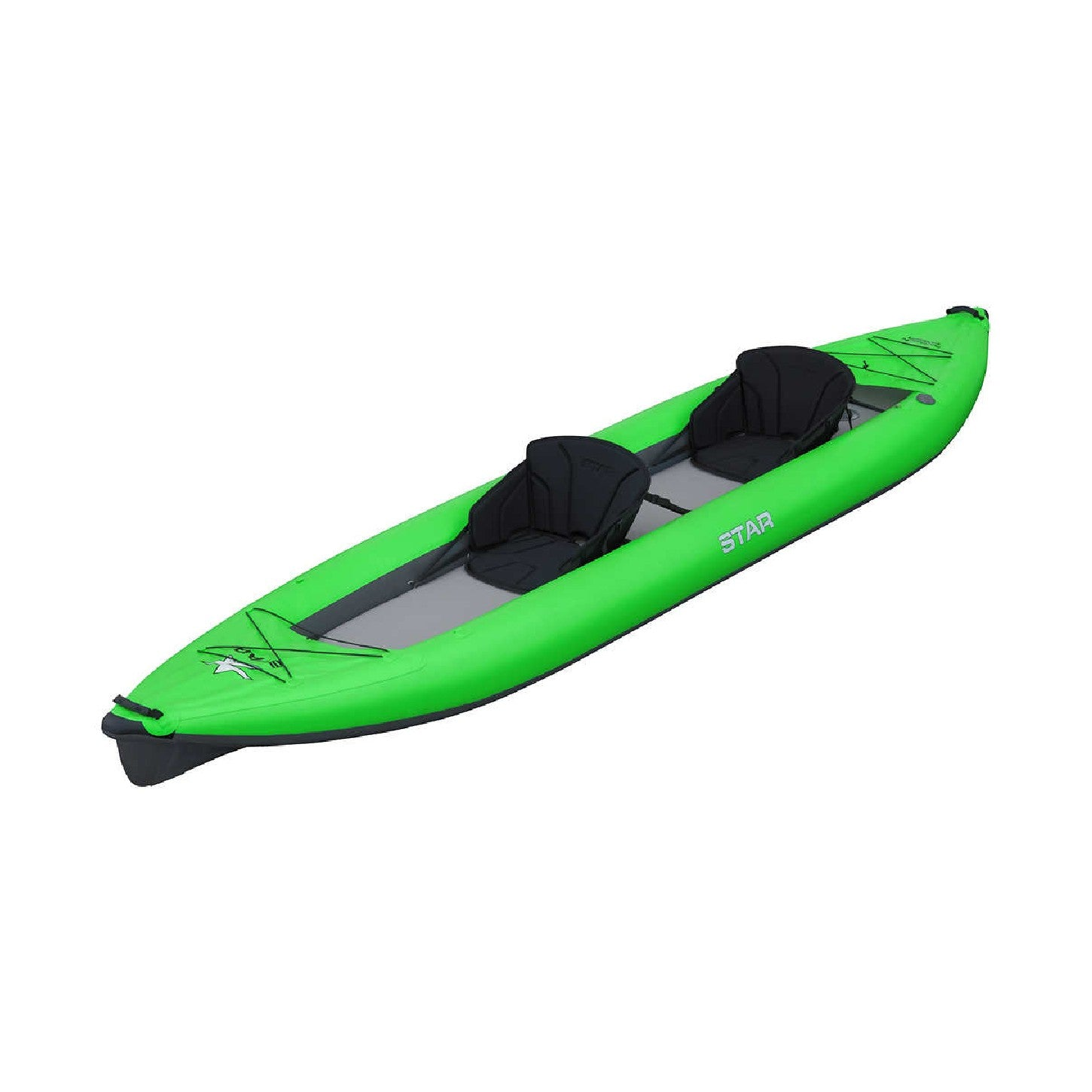 STAR Paragon Tandem Inflatable Kayak from NRS - Kayak Creek