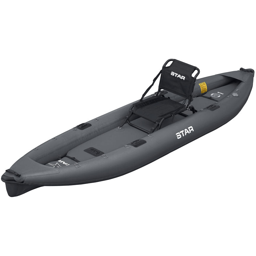 STAR Pike Inflatable Fishing Kayak from NRS - Kayak Creek