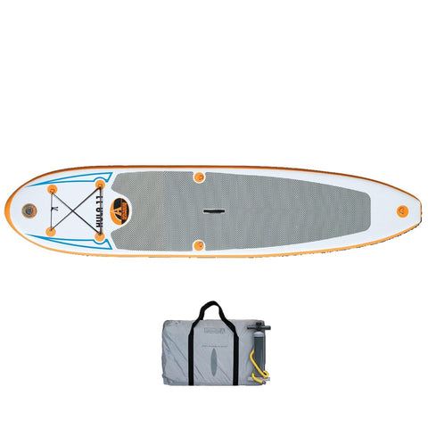 Advanced Elements Hula 11 Inflatable SUP w/ Pump - Kayak Creek