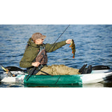 Point 65 Tequila! GTX Angler Kayak - Front Section - Green Cammo - Kayak Creek