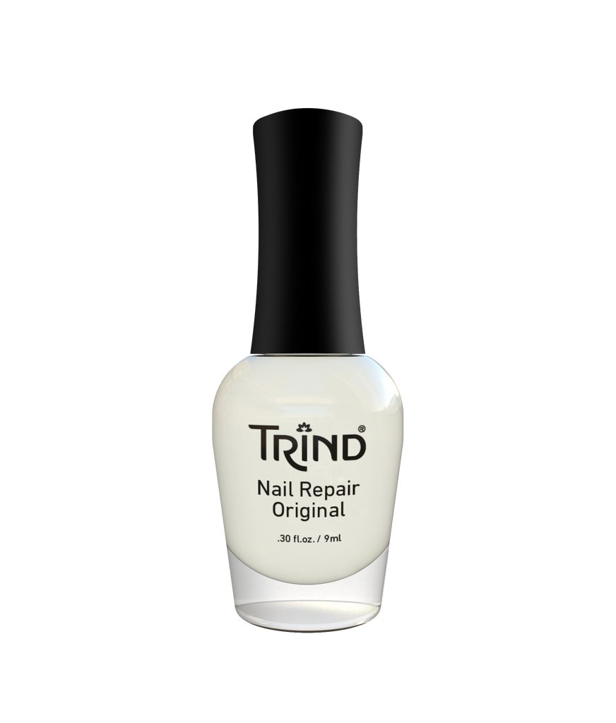 Trind Nail Repair Original (Formally known as Natural) Promotes Nail Growth for Damaged Nails, Thin and Weak Nails