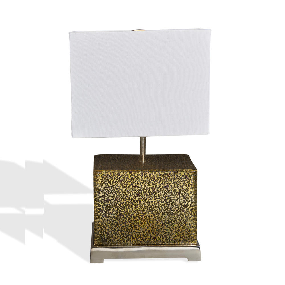 Orna contemporary gold table lamp australian designed decor orna contemporary gold table lamp geotapseo Gallery