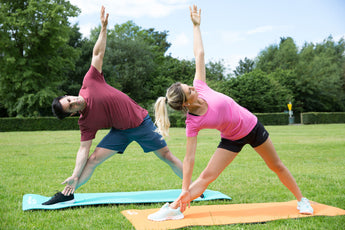 10 Best Yoga Poses for Runners-Part 1
