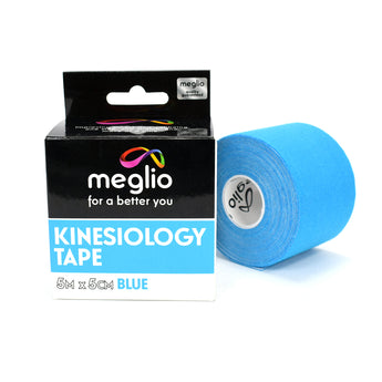 Time For Tape: Top 5 Kinesiology Tape Uses