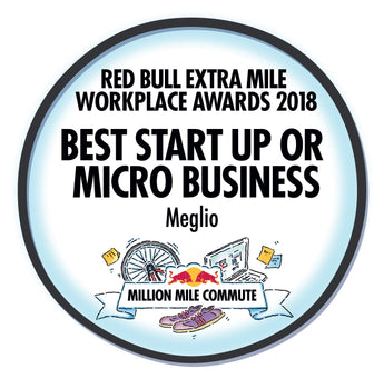 Best Startup 2018 - Red Bull Workplace Awards