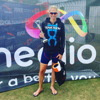 Athlete Profile-Lori Westcott