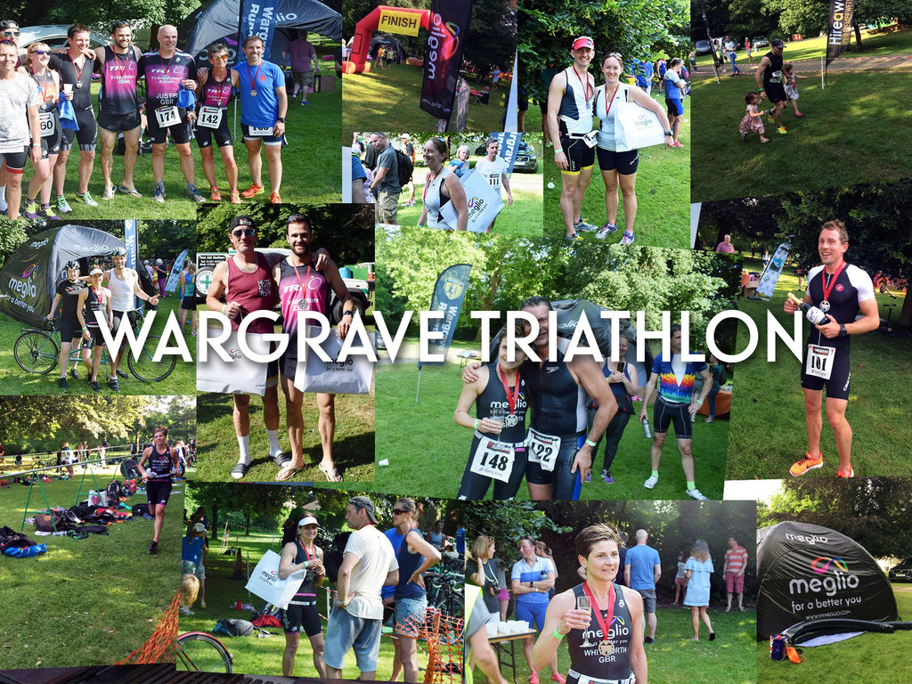 Wargrave Sprint Triathlon 2017