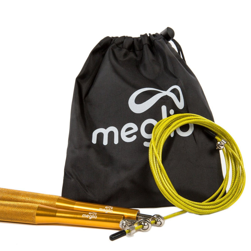 Meglio - skipping rope perfect for crossfit fitness workouts