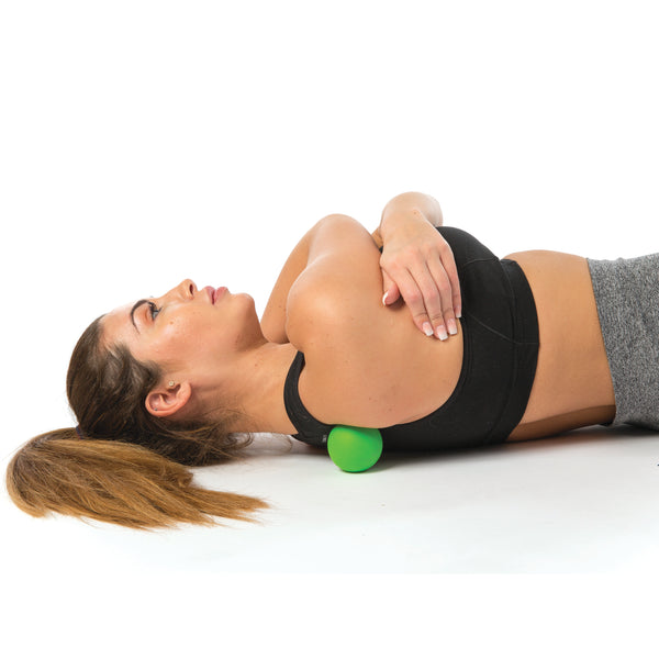 Lacrosse Massage Ball Target Muscle Pain